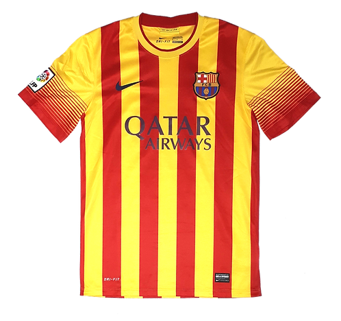 Barcelona 2013 Away