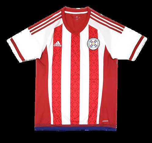 Paraguai 2015 Home
