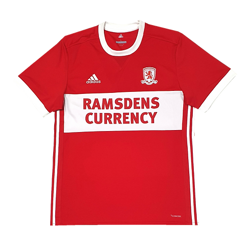 Middlesbrough 2017 Home