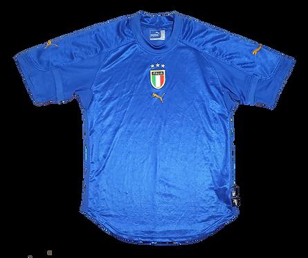 Itália 2004 Home