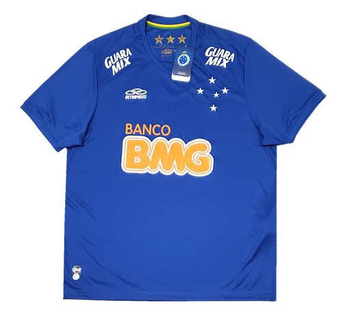 Cruzeiro 2014 Home Nova