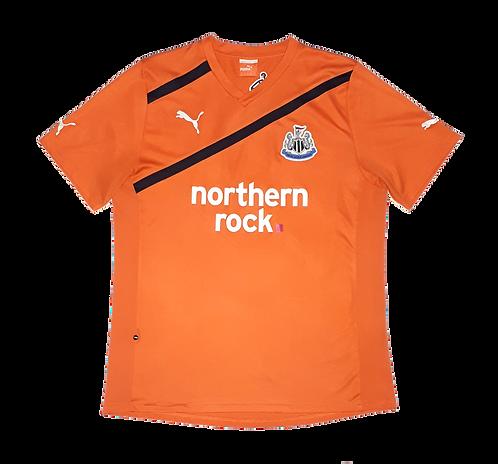 Newcastle 2011 Away