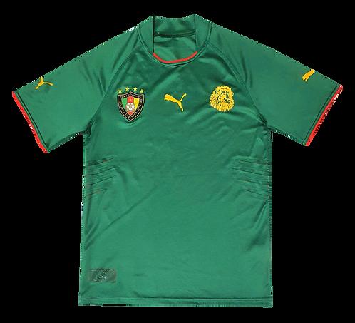 Camarões 2004 Home