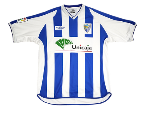 Málaga 2002 Home