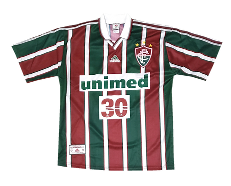 Fluminense 2000 Home de Jogo #30