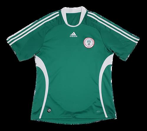 Nigéria 2008 Home