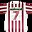 Thumbnail: Desportiva Ferroviária 1995 Home #7