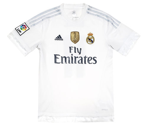 Real Madrid 2015 Home #11 Bale