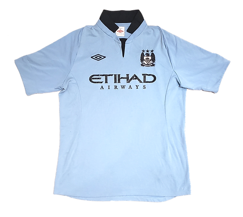 Manchester City 2012 Home GG