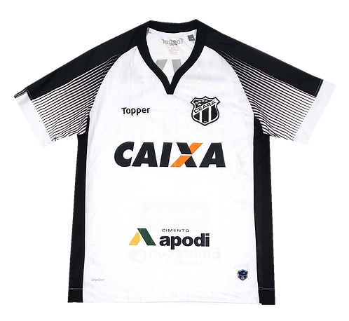 Ceará 2017 Away
