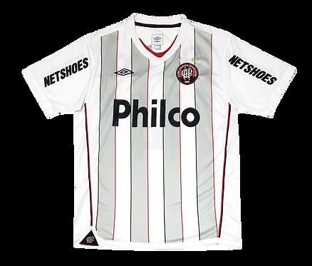 Athletico Paranaense 2010 Away de Jogo #14