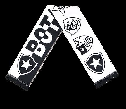 Cachecol Botafogo Escudos