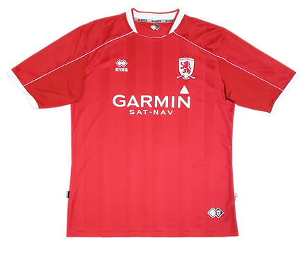 Middlesbrough 2007 Home
