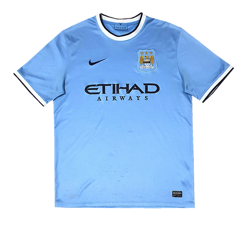 Manchester City 2013 Home 4/6