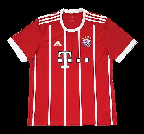 Bayern Munique 2017 Home