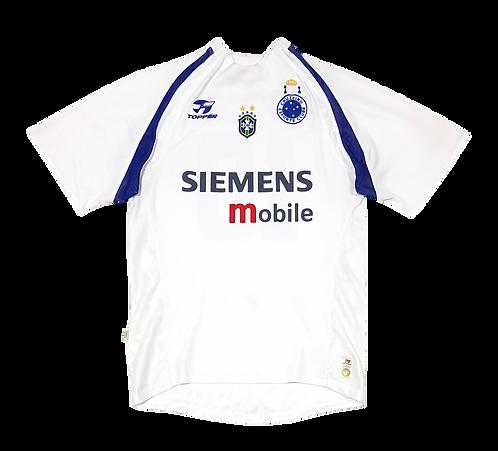 Cruzeiro 2004 Away #10