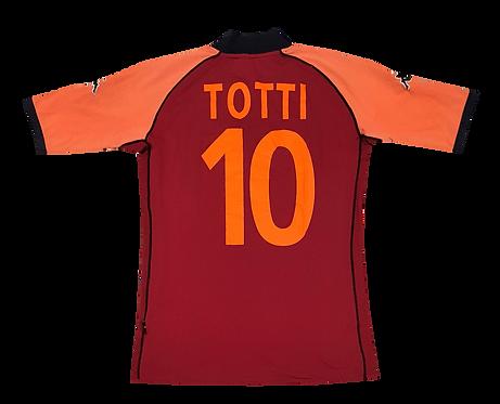 Roma 2002 Third #10 Totti