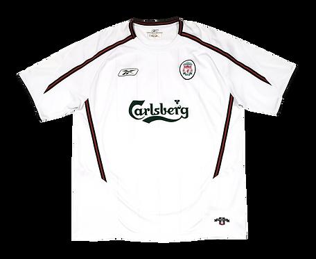Liverpool 2003 Away