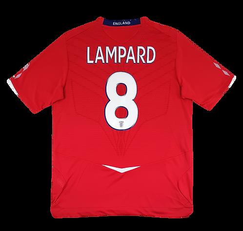 Inglaterra 2008 Away Lampard