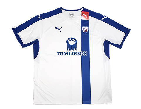 Chesterfield 2016 Away