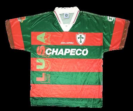 Portuguesa 1995 Home de Jogo #21