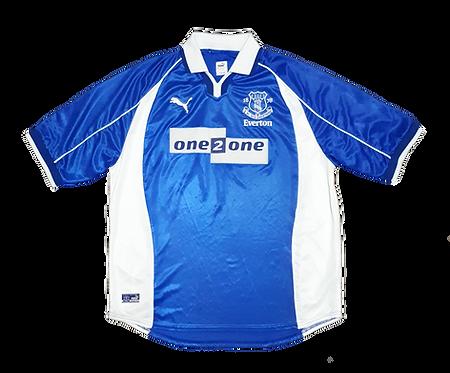 Everton 2000 Home