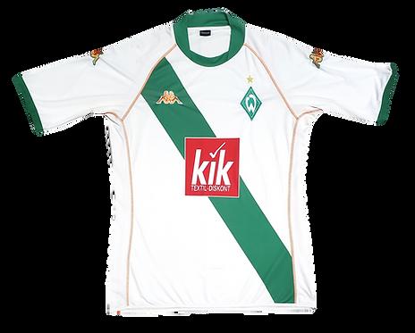 Werder Bremen 2004 Away M