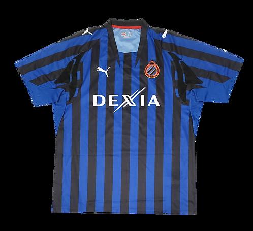 Club Brugge 2007 Home #16 Elrio