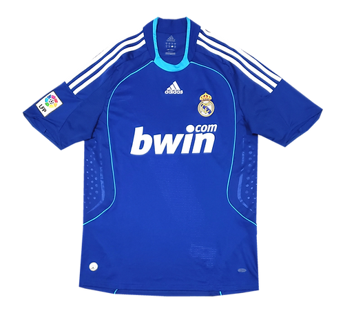 Real Madrid 2008 Away