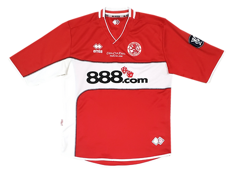 Middlesbrough 2005 Home