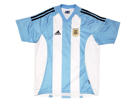 Argentina 2002 Home