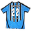 Thumbnail: Grêmio 2008 Home #22 de Jogo