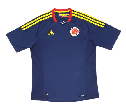 Colômbia 2011 Away