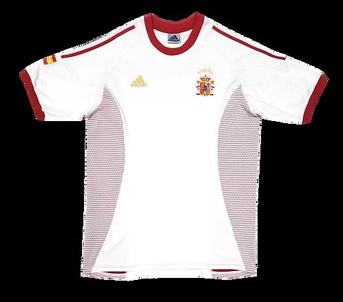 Espanha 2002 Away