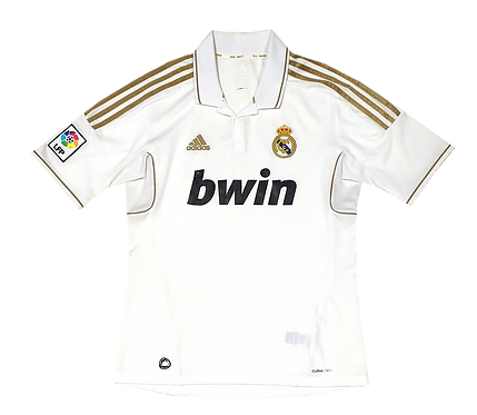 Real Madrid 2011 Home
