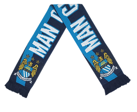 Cachecol Manchester City
