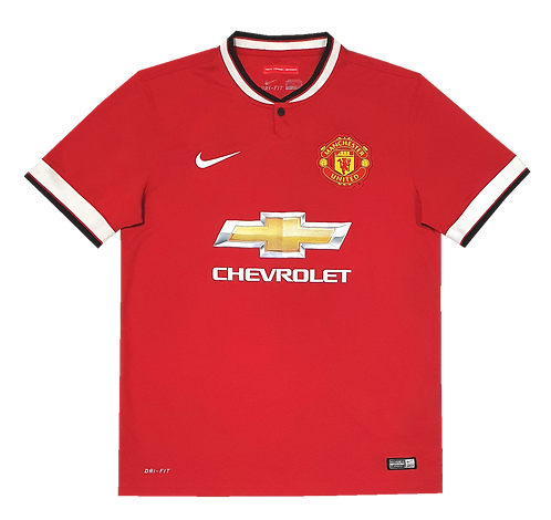 Manchester United 2014 Home