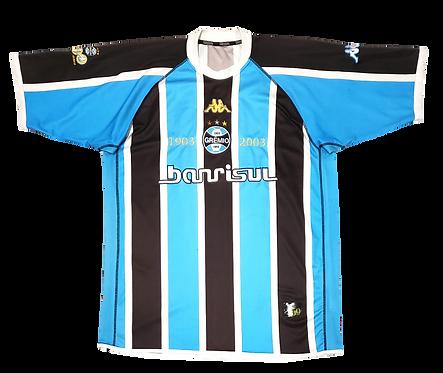 Grêmio 2003 Home Centenário
