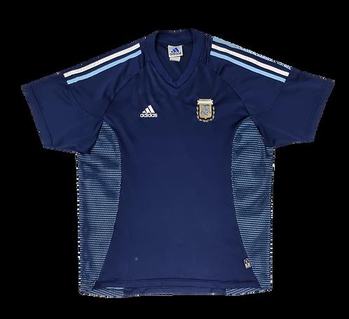 Argentina 2002 Away