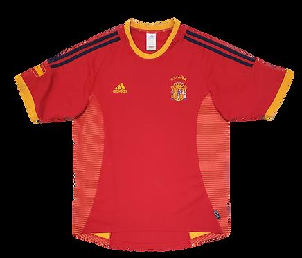 Espanha 2002 Home M