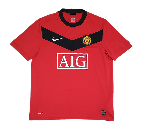 Manchester United 2009 Home