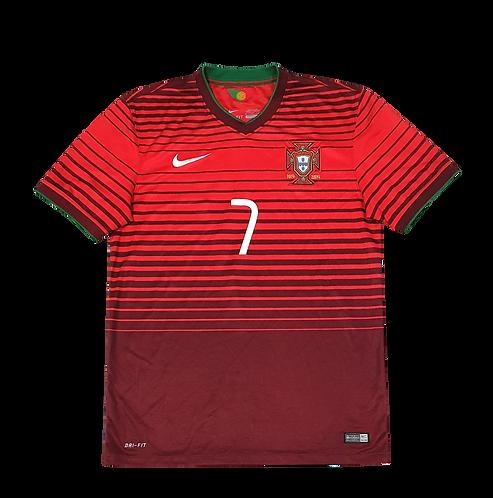 Portugal 2014 Home Ronaldo