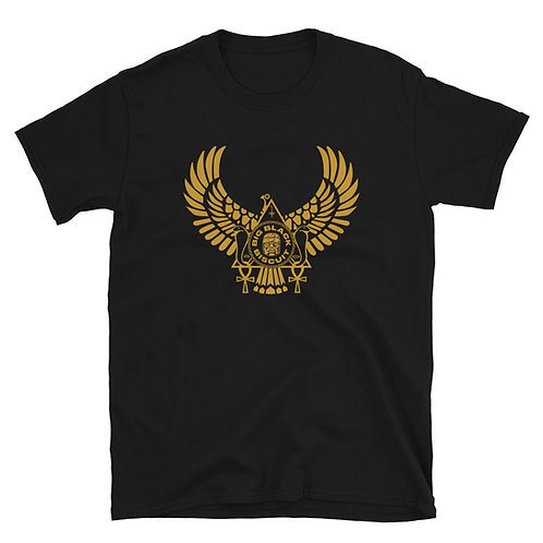 Gold Bird BLK T-Shirt