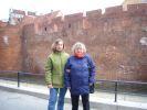 Moja mama i ja w Warszawie