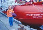 Port w Cuxhaven