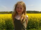 Moja wnuczka Maja