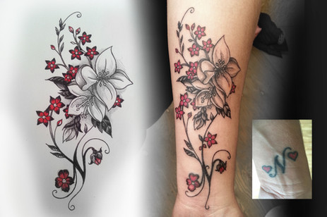 N Cover Up and Extension