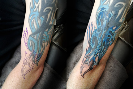 Tribal Cover Up