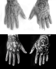 Hand Cover Up