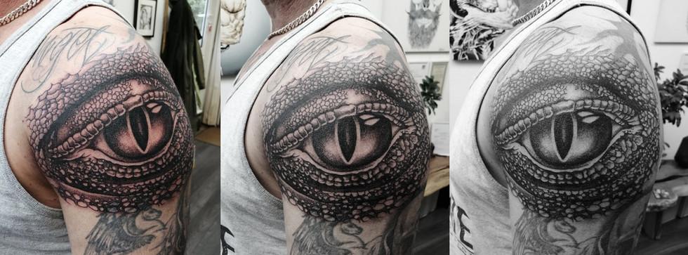 Repile Eye